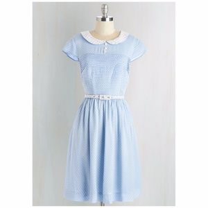 confectioners dream dress from modcloth worn once